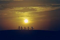 Sunrise @ Bàu Trắng, Phan Thiết by Khánh Hmoong