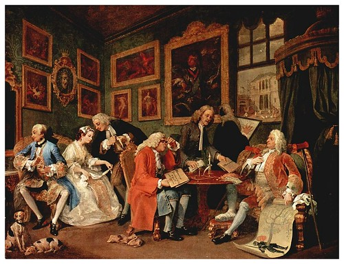 011-El casamiento a la moda 1745- William Hogarth-Wikipedia