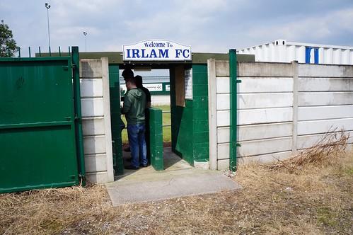 Irlam FC