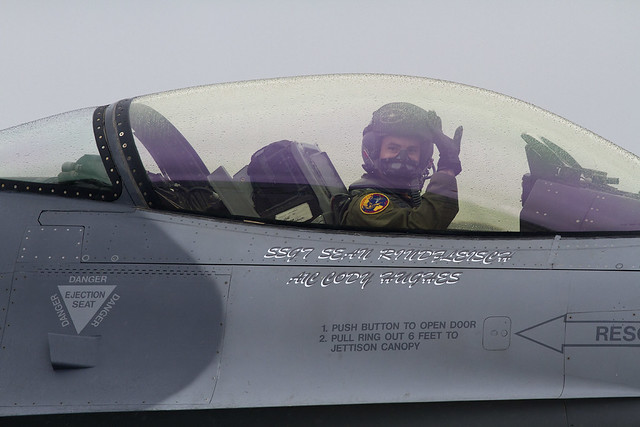 PACAF F-16CJ