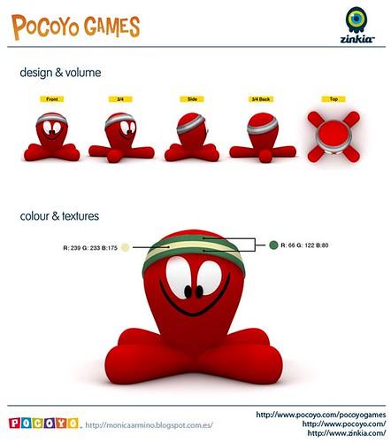 Pocoyo Games 2012 Pulpo Sport