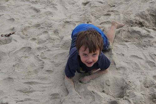 The sand boy