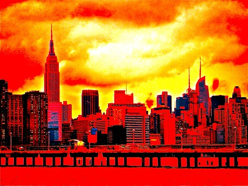 Hot New York by PHOTOFENNISH