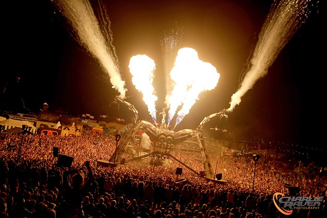 Boomtown Fair - Arcadia Spectacular