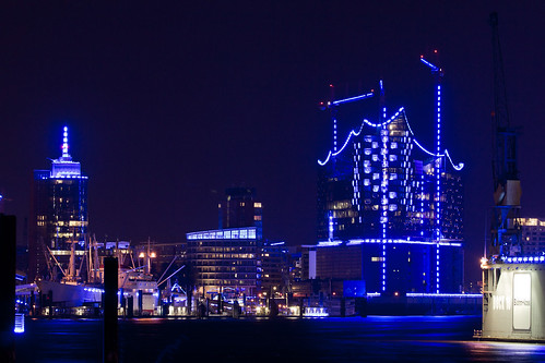 Blue Port #6777