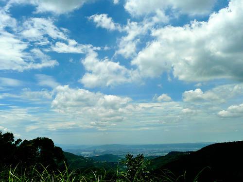 Sky over Taipei