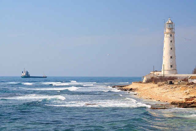 Lighthouse by the sea 2