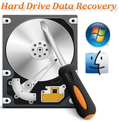 recover hard drive files