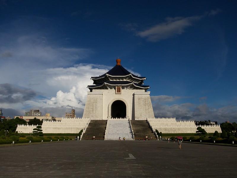 2012 台湾旅行 中正紀念堂