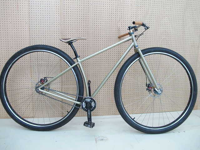 Mr,Y's 36er Monster MTB
