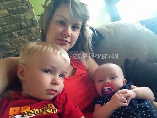 Braden, Me, & Abby