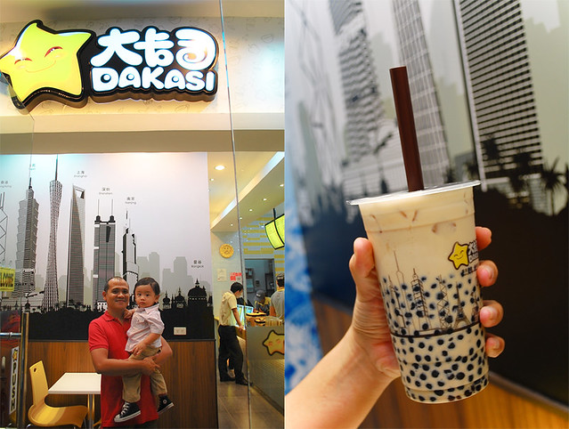 dakasi bubble milk tea