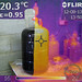Fermenting Wine Thermal Image