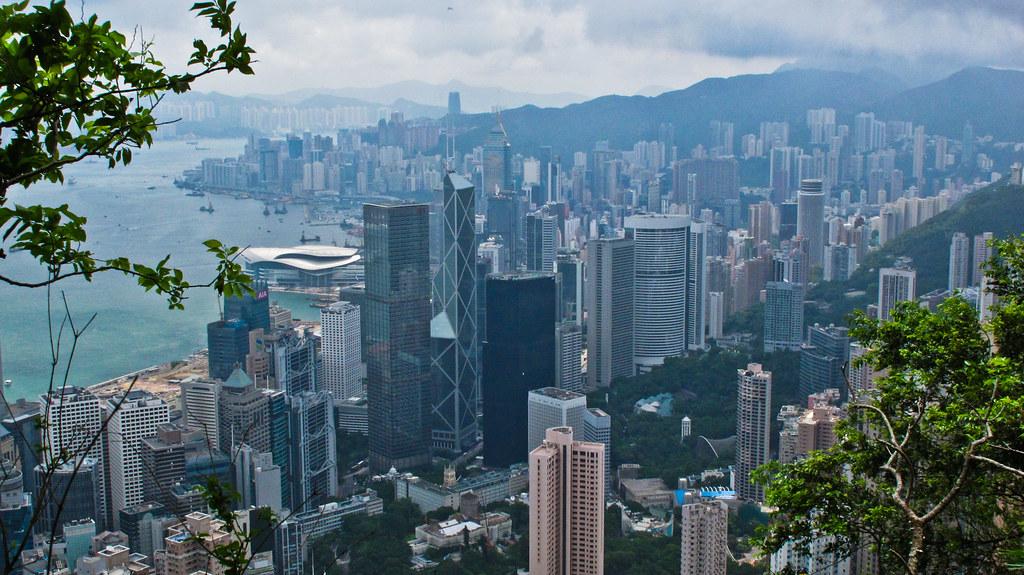 Hong Kong Skyline ...