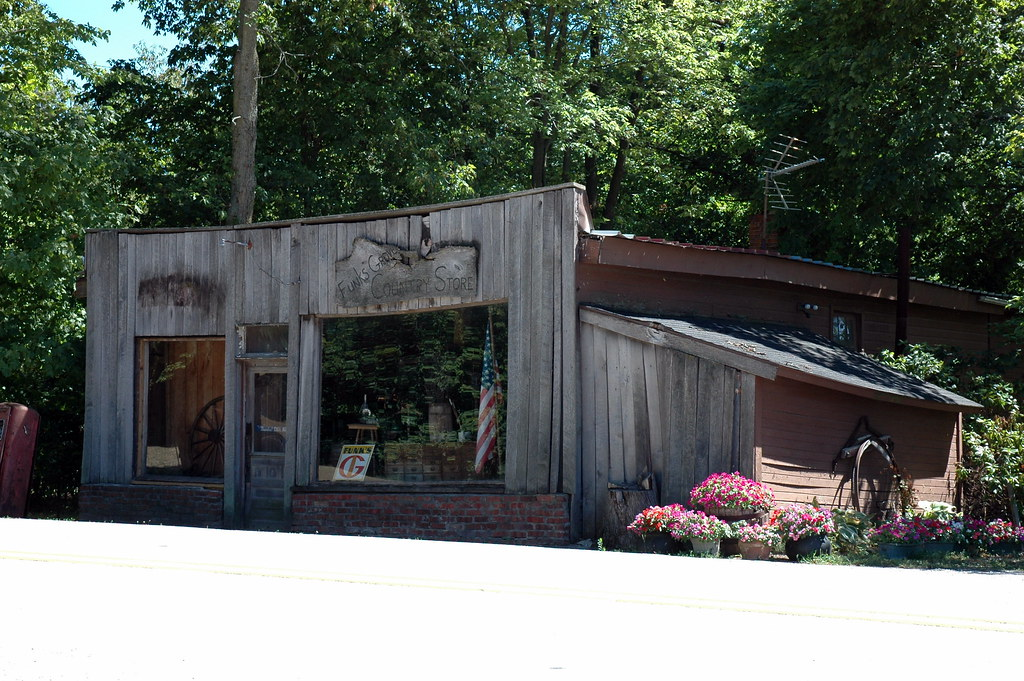 Funks Grove Country Store, Funks Grove, IL
