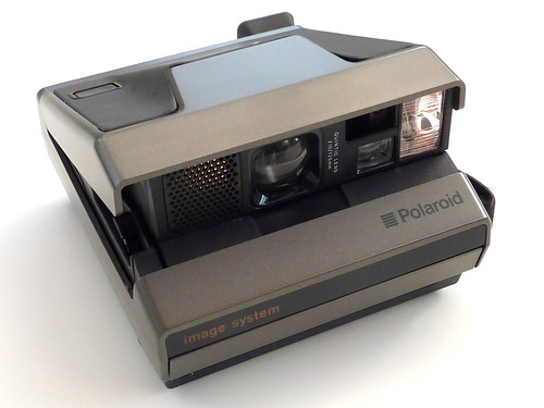Polaroid Image System by pho-Tony