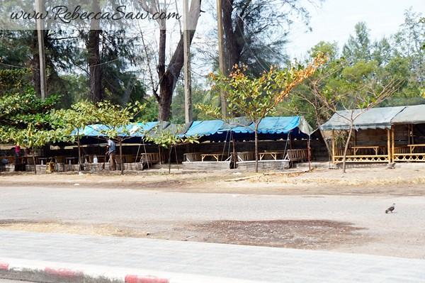 Singora Tram Tour - songkhla thailand-008