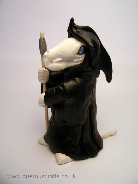 pratchett death mouse