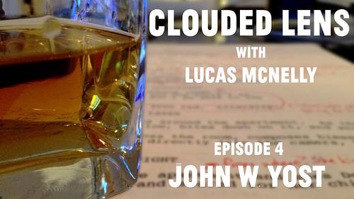 clouded lens john yost