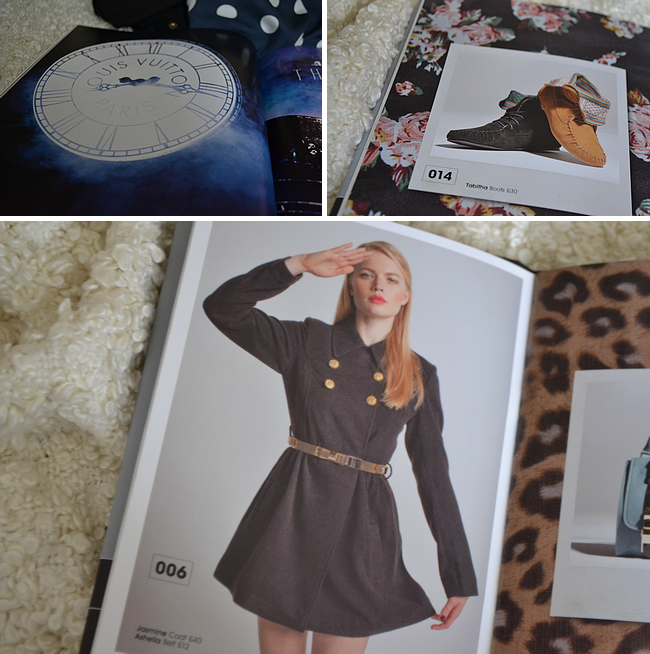 daisybutter - UK Style and Fashion Blog: AW12, the fashion edit, inspiration, british style
