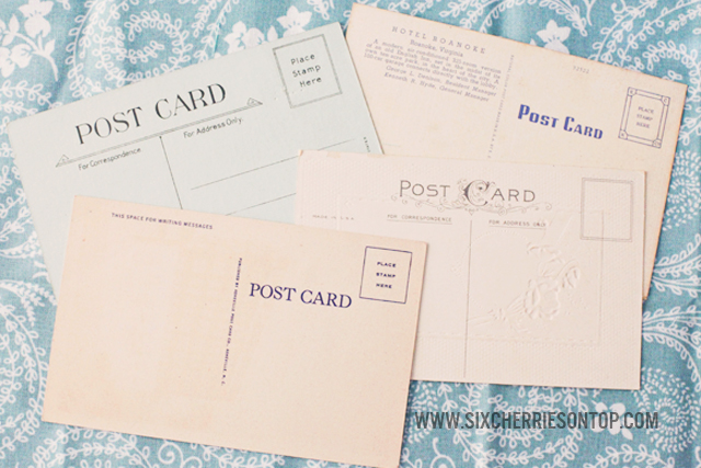 post cards 4