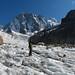 Sur le glacier de Leschaux by girolame