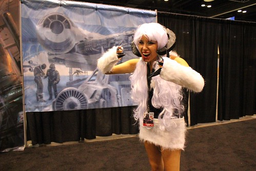 Wampa - Star Wars Celebration VI