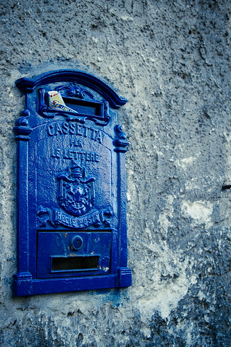 Letter Box by Davide Restivo