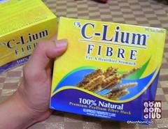 C-Lium Fiber Box 30s