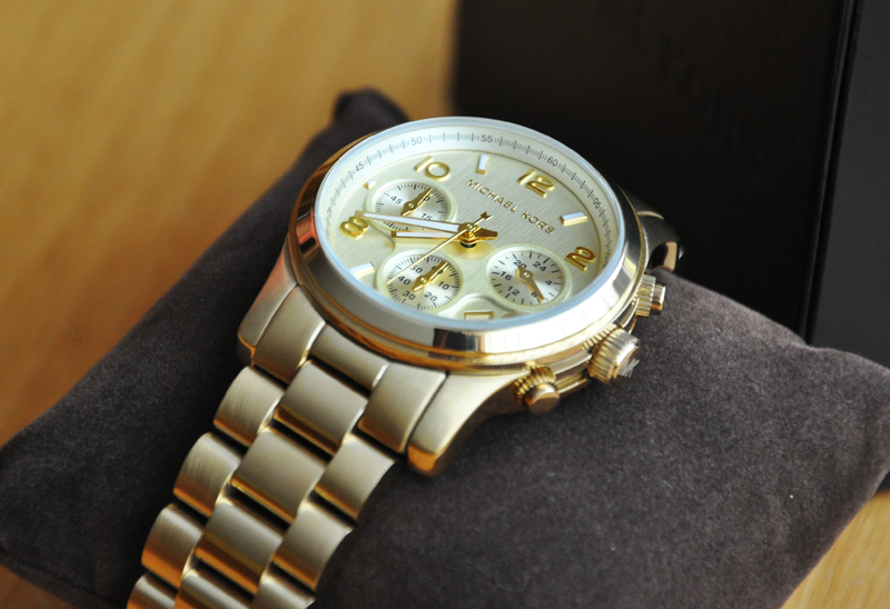 Oryginał Michael Kors Watch | Karina in Fashionland DK23