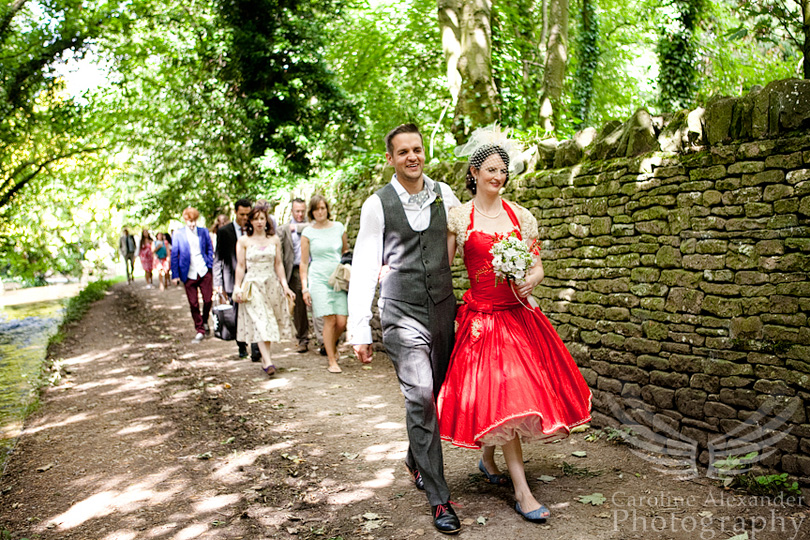 34 Lower Slaughter Wedding Photography