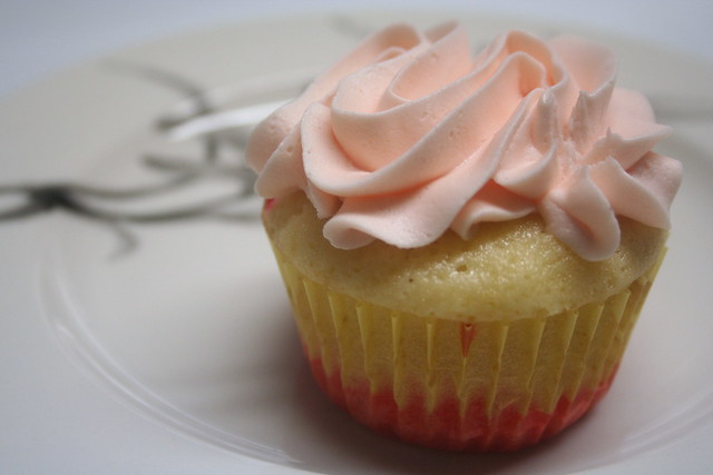 Shirley Temple Cupcakes | Flickr - Photo Sharing!