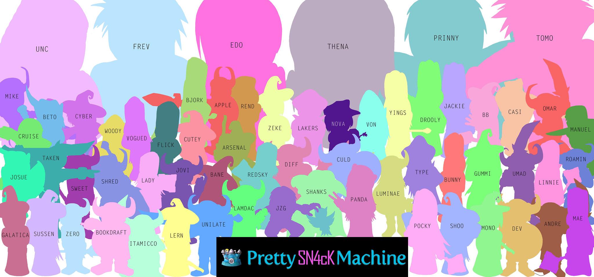 Pretty Snack Machine 7879682286_a441837eb4_k
