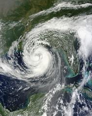 Hurricane Isaac Near Landfall