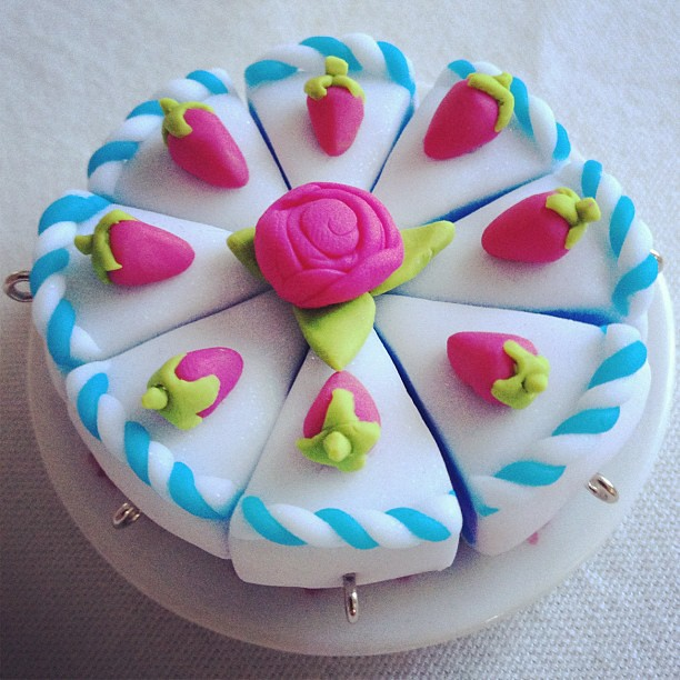 Images Of Friendship Cake : Friendship cake is fat-free! Happy Birthday Lulu! Flickr ...