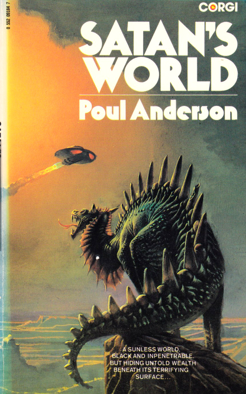 Bruce Pennington - Satan's World, 1973