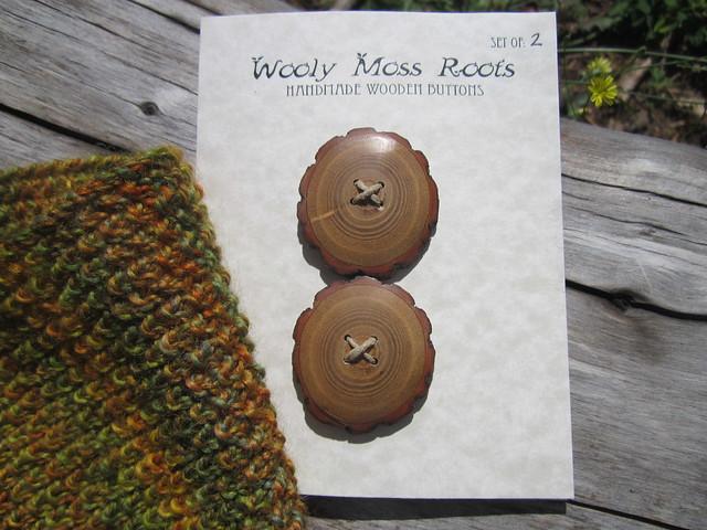 wooly 2 large sassafras