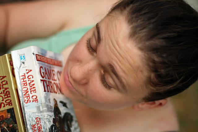 July 2012 Reads