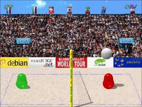 juego de voleyball gratis