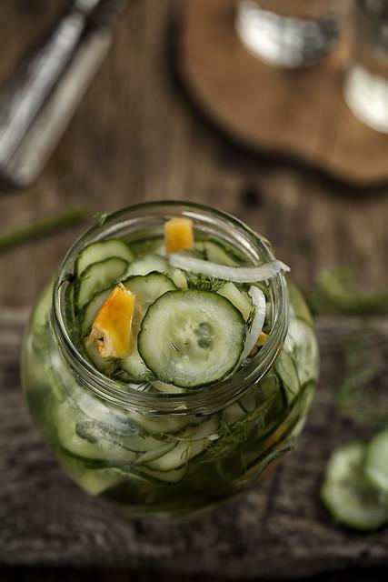 [240/366] Sweet Pickles