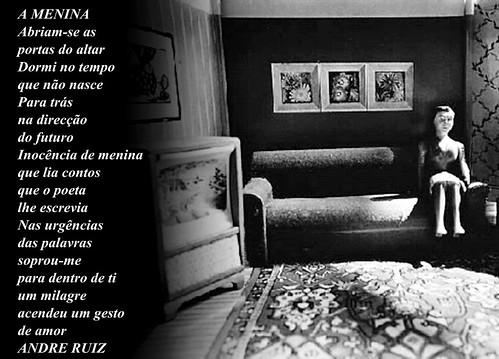 A MENINA by amigos do poeta