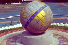 en los jardines de piquio: una esfera
