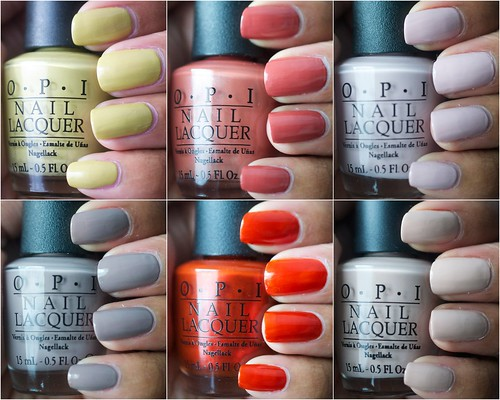 Amor de Lacquer: OPI Germany collection (part I)