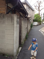朝散歩 (2012/9/3)