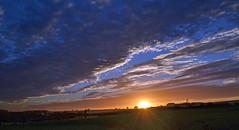 Highfields Sunset