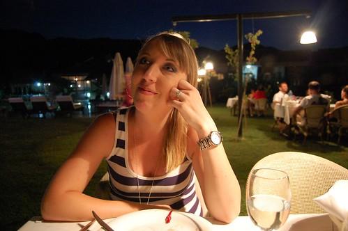 Dinner at Hotel Nerissa