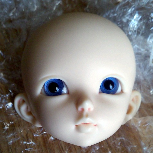 LTF Rachel Faceplate by Among the Dolls