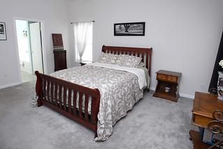 Split bedroom design at 5214 Craigs Creek Drive