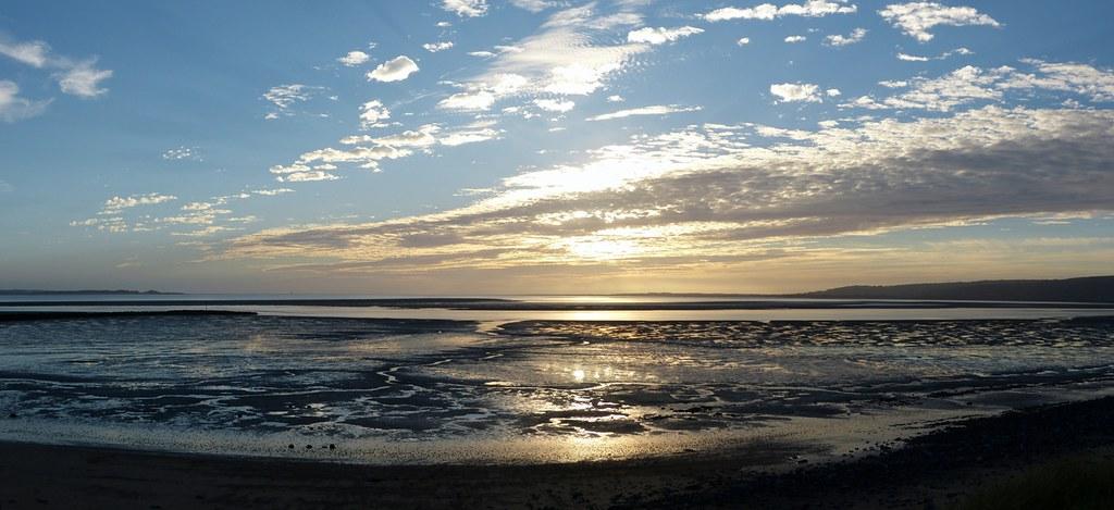 Llanelli Sunset