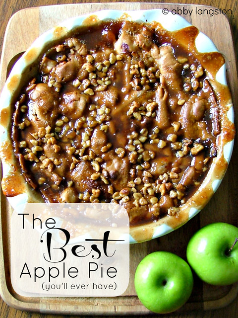 The Best Apple Pie (You'll Ever Have)